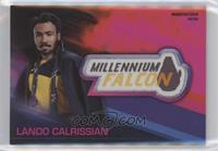 Millennium Falcon Patch - Lando Calrissian #/99