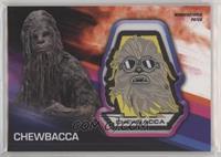 Chewbacca Patch - Chewbacca