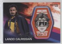Han Solo Patch - Lando Calrissian