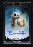 Brian Herring as Puppeteer for BB-8 [Uncirculated] #/1
