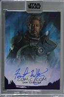 Forest Whitaker as Saw Gerrera /10 [Uncirculated]