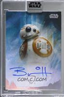 Brian Herring as Puppeteer for BB-8 [Uncirculated] #/40