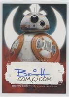 Brian Herring as BB-8 Puppeteer /99