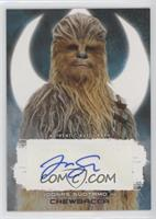 Joonas Suotamo as Chewbacca #/25