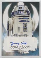 Jimmy Vee as R2-D2