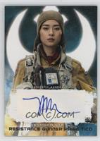 Veronica Ngo as Resistance Gunner Paige Tico