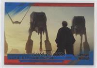 Luke Stands Alone
