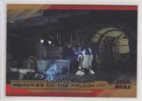 Memories on the Falcon #/99