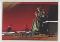 Snoke Takes Action /99
