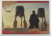 Luke Stands Alone /99