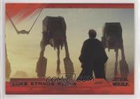 Luke Stands Alone #/199
