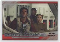 Witnessing Leia's Power #/25