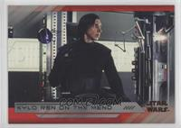 Kylo Ren on the Mend #/25