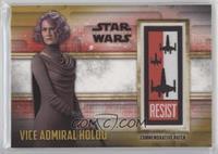 Vice Admiral Holdo #/25