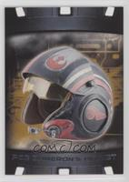 Poe Dameron's Helmet #/50