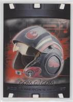 Poe Dameron's Helmet #/99