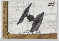 First Order Tie Fighter #/50