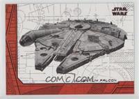 Millennium Falcon /99