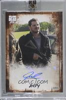 Jeremy Palko as Andy [Uncirculated] #/25