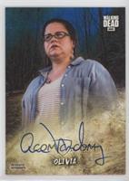 Ann Mahoney as Olivia #/50