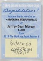 Jeffrey Dean Morgan as Negan /25 [BeingRedeemed]