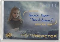 Carrie Henn (