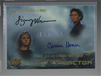 Achievement - Sigourney Weaver, Carrie Henn