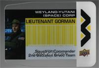 Lt. Gorman