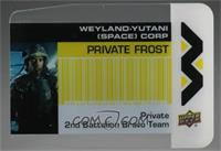 Private Frost