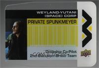 Private Spunkmeyer