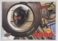Wasp Helmet