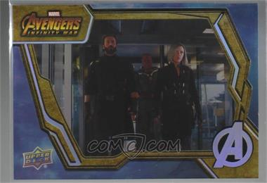 2018 Upper Deck Avengers Infinity War - [Base] #52 - Avengers