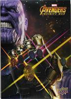 Infinity Gauntlet 5 x 7