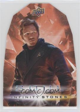 2018 Upper Deck Avengers Infinity War - Soul Stones #OS4 - Star-Lord
