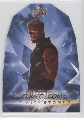 2018 Upper Deck Avengers Infinity War - Space Stones #BS5 - Thor
