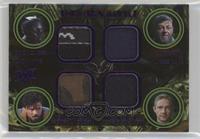 Black Panther, Ulysses Klaue, Erik Killmonger, Everett K. Ross