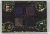 Ulysses Klaue, M'Baku, Erik Killmonger, Black Panther