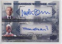 Martin Freeman, Florence Kasumba