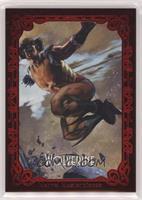 Wolverine #/25
