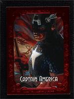 Captain America #/25
