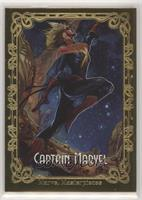Canvas Gallery Variant - Captain Marvel #/99