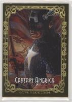 Canvas Gallery Variant - Captain America #63/99