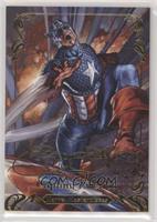 Level 4 - Captain America