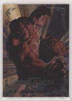 Level 2 - Red Hulk #/1,499
