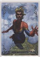 Level 4 - Captain Marvel /99