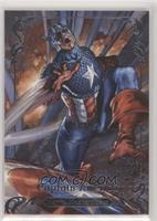Level 4 - Captain America /99