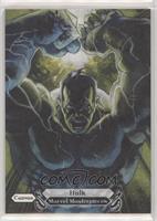 Canvas Gallery - Hulk