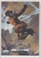 Canvas Gallery - Wolverine