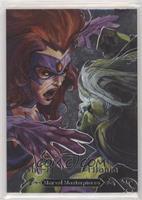 She-Hulk vs. Titania