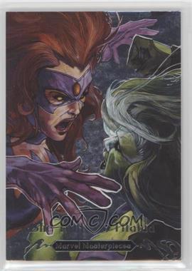 2018 Upper Deck Marvel Masterpieces - Battle Spectra #BS-3 - She-Hulk vs. Titania